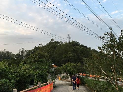 观音山公司诉南方电网等侵权案在广东开庭